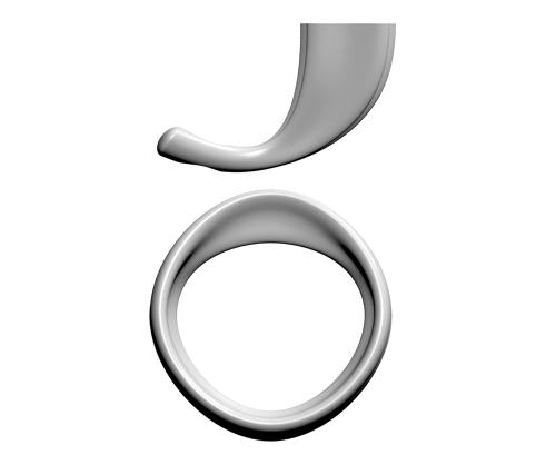 City Alphabet - litera Ó