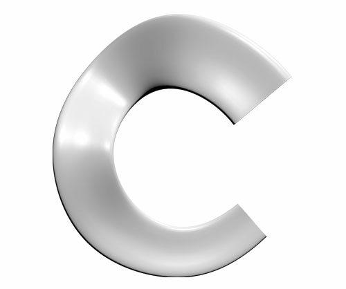 City Alphabet - litera C