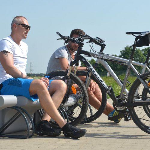 Bike stands