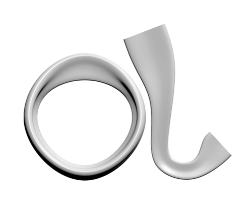 City Alphabet - litera A