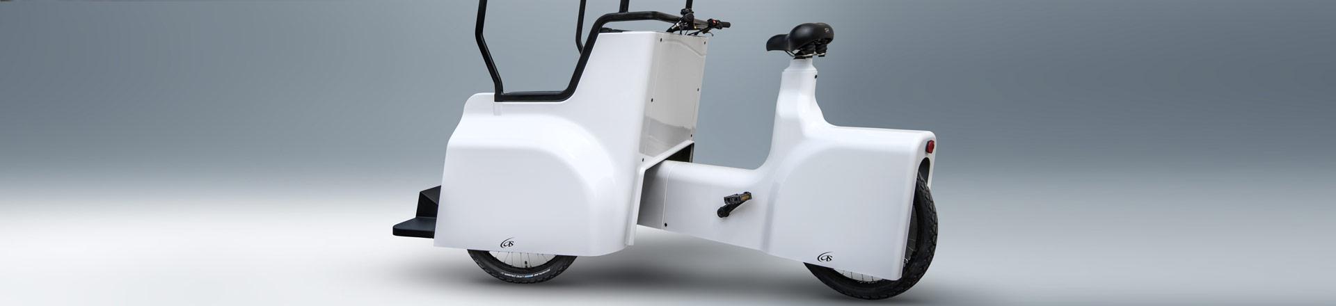 Riksza Lotta - pojazd ekologiczny