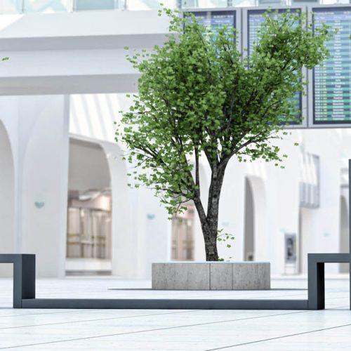 Meble DUE – nowoczesne kompozycje mebli miejskich