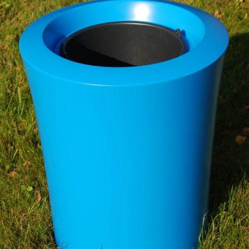 Donica ogrodowa ASGAR S niebieska semigloss