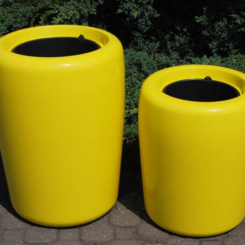 ASTRAC L and M. Urban plant pot. Garden plant pot.