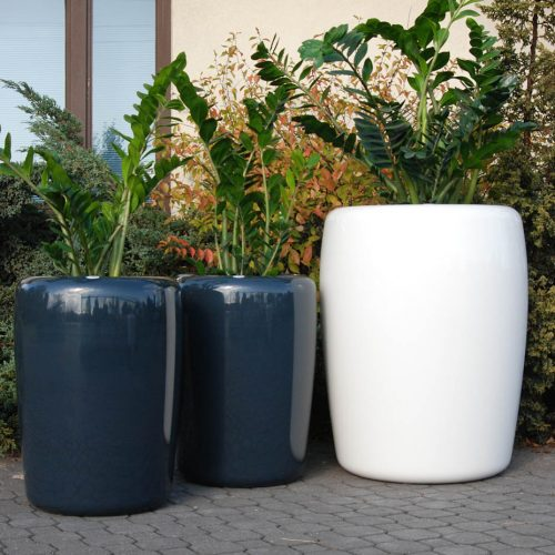 ASTRAC L and XL. Urban plant pot. Garden plant pot.