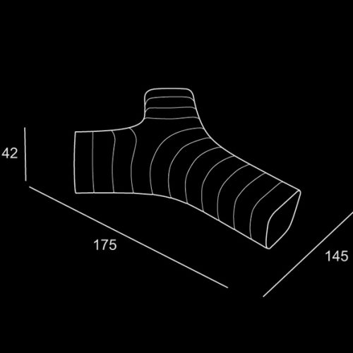 sofa / ławka Albero