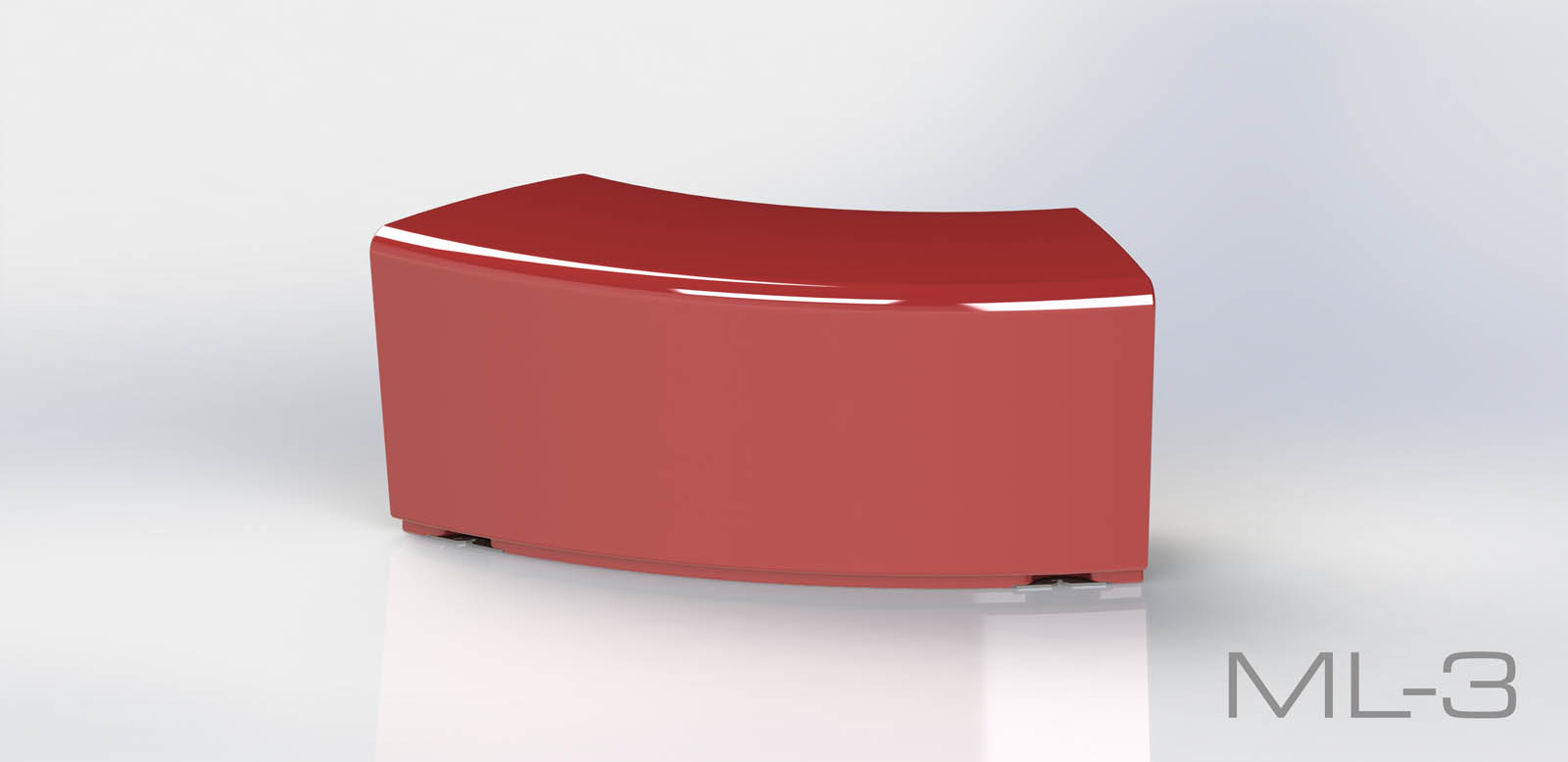 modular benches Modullaro – urban furniture