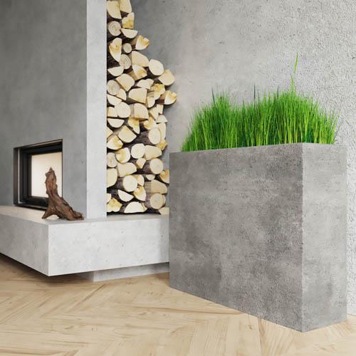 donice betonowe z tworzywa beton