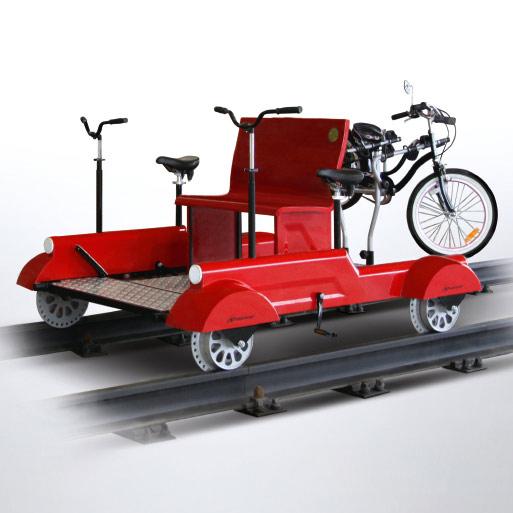 Railroad car Bonita