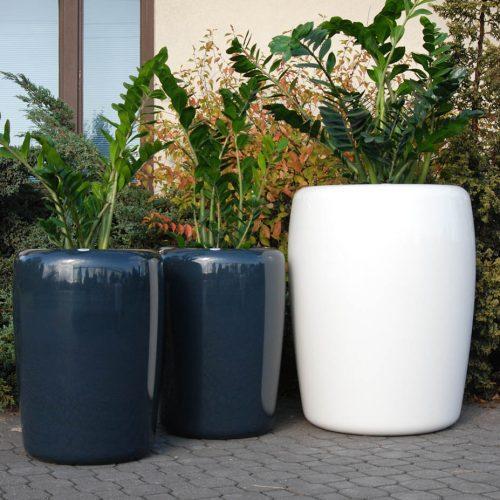 ASTRAC L and XL. Urban plant pot. Garden plant pot.