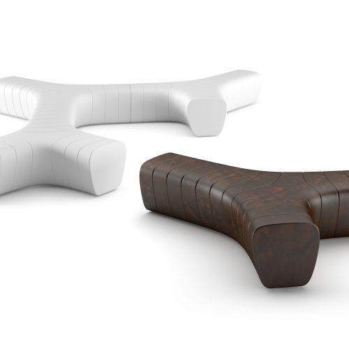 Sofa bench Albero