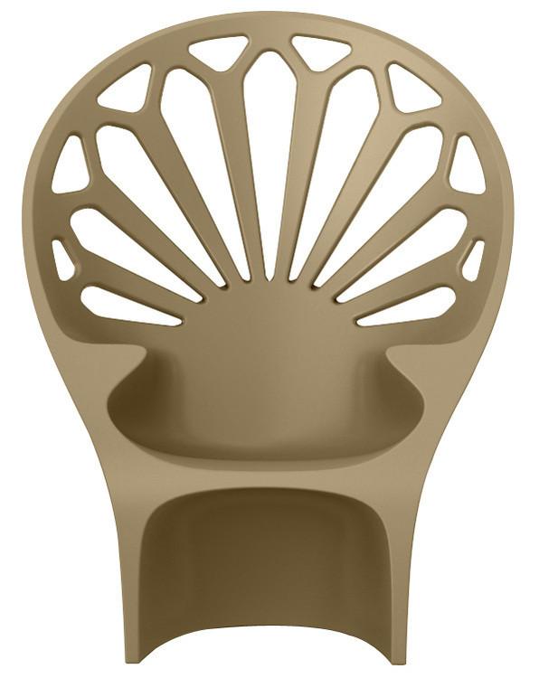 Fotel Altese (szaro brązowy)