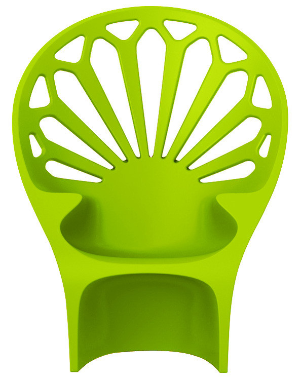 Fotel Altese (zielony)