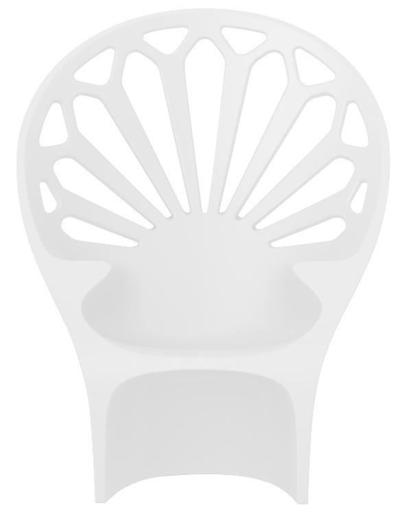 Fotel Altese (biały)